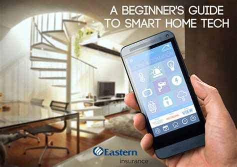 smart home tech a beginner s guide to smart home tech eastern