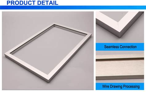 aluminium box section weight kitchen cabinet handles stainless steel color weight of