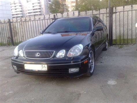 used 1999 lexus gs300 photos 3000cc gasoline fr or rr automatic for sale
