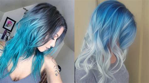 blue hair color 20 blue hair color ideas for