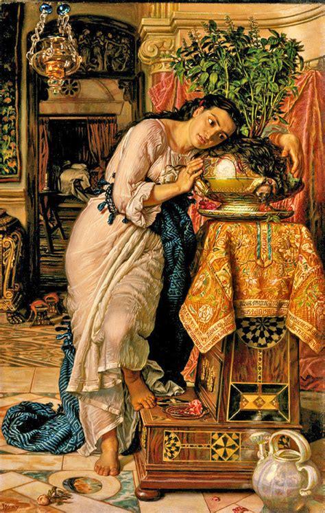 lisabetta e il vaso di basilico preraffaelliti boccaccio 1313 1375 lisabetta da