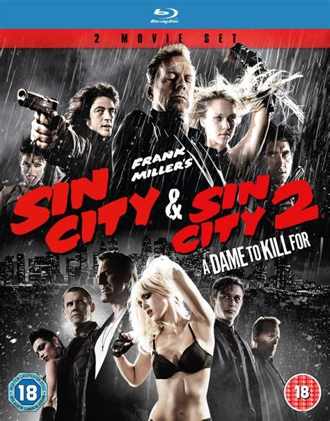 sin city 1 8467903317 sin city sin city 2 a dame to kill for blu ray zavvi com