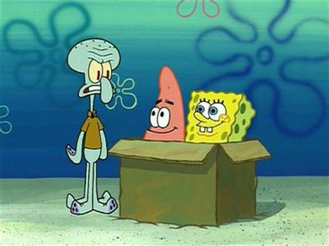 spongebob box the idiot box ep 8 spongebob squarepants season 3