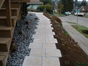 walkways seattle retaining walls