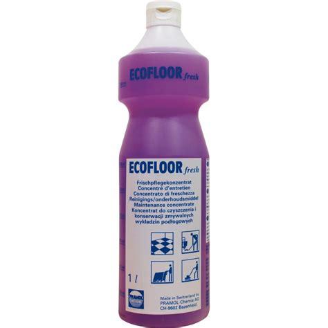 Pvc Boden Cleanern by Ecofloor Fresh Pramol Chemie Ag Produkte F 252 R Die