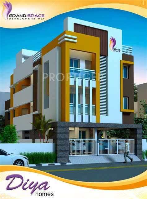 apartment design development pvt ltd 859 sq ft 2 bhk 2t apartment for sale in grand space