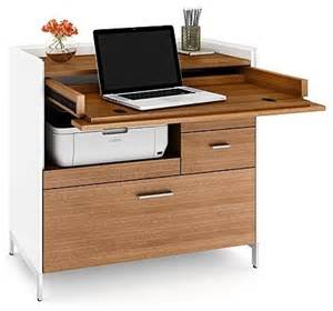 28 compact computer desk with hutch home styles