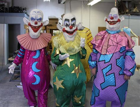 killer klowns killer klowns reproduction masks autonomous fx