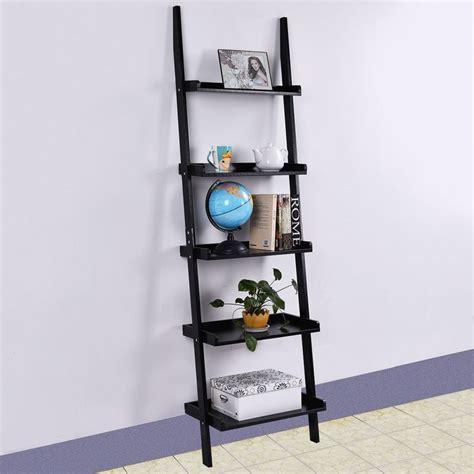 ladder bookcase oak bookcase awesome oak ladder shelf bookcase oak ladder