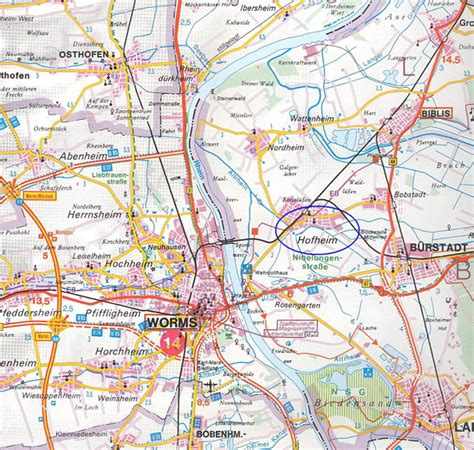 map of germany and surrounding areas hofheim germany pictures and and news citiestips