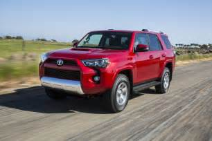 Toyota 4 Runer 2015 Toyota 4runner Trail Is The Tailgating Truck