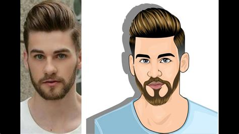 tutorial vector picsart photo to cartoon illustator vector effect picsart