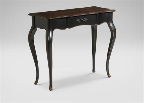 black console table console tables