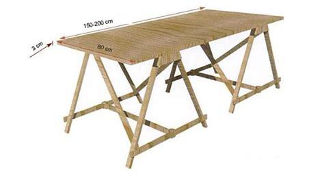 come costruire un tavolo da falegname laboratorio falegnameria fai da te 10 consigli da non