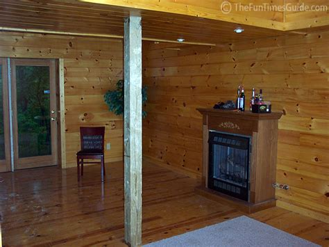 log cabin basement ideas small basement bar ideas log