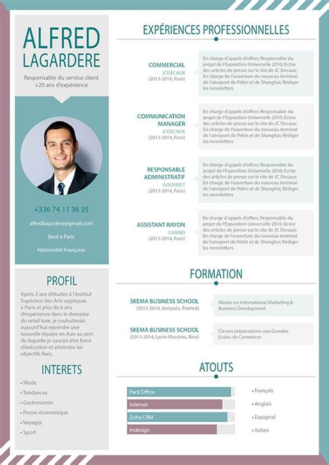 8 Exemple De Cv Moderne Waynes Boro Country Club Original Resume Templates