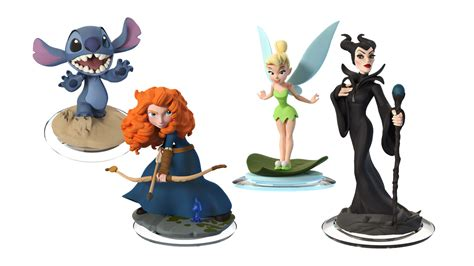 infinity wii characters only 4 more disney infinity characters to be announced