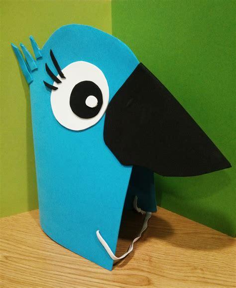 mascara de papel de un tucan como hacer mascaras de pericos para ni 241 os buscar con