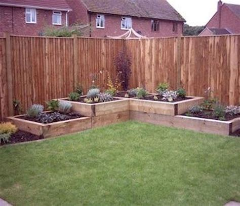 Easy Garden Bed Ideas 40 Beautiful Backyard Landscaping Ideas On A Budget Landscaping Ideas Backyard And Budgeting