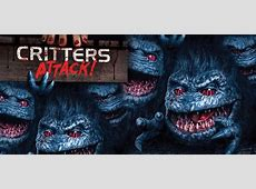 Critters Attack! (2019) - Official Digital and Blu-Ray ... G R Logo