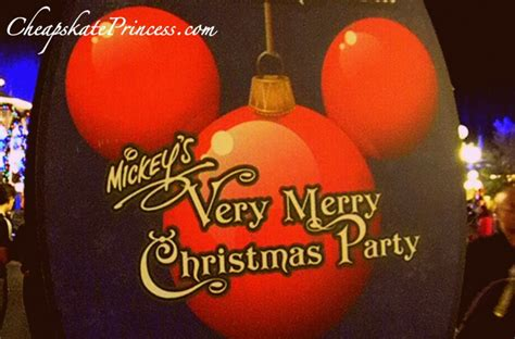 can you afford tickets to mickey s christmas parties 2014