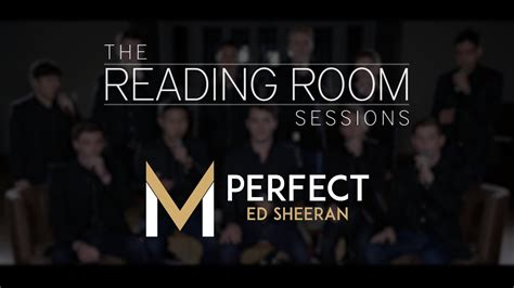 ed sheeran perfect tempo perfect ed sheeran melodores a cappella live the