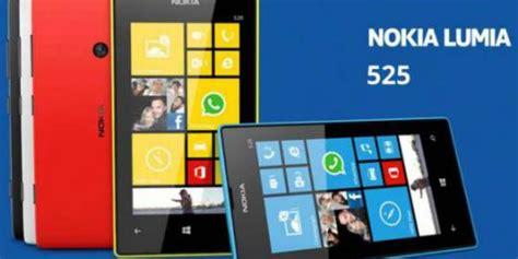 Hp Nokia Lumia 520 Di Bec Bandung nokia lumia 525 penerus kesuksesan lumia 520 merdeka