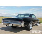 1965 Pontiac Gto Rear Three Quarters View Photo 7