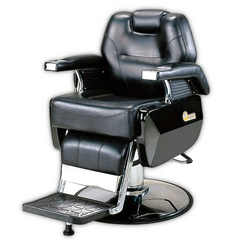 Professional Hydraulic Reclining Barber Chair Salon
