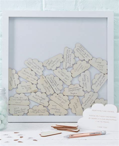 Baby Shower Guestbook by 25 Best Ideas About Baby Shower Guestbook On