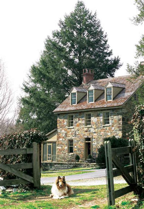 cobblestone tree farm pa marley me farmhouse exterior philly mag hooked on houses
