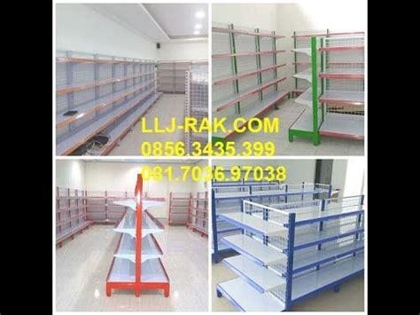 Rak Minimarket Surabaya llj rak surabaya produksi rak supermarket rak