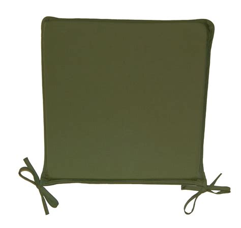 tie on seat pad dining chair seat pads plain kitchen garden furniture