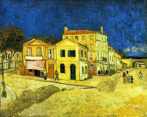 vincent house marie dauenheimer s art and anatomy blog vincent van gogh in arles st remy and