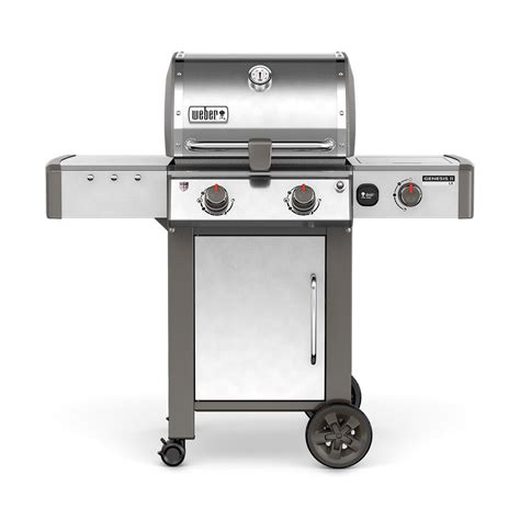 Small Weber Grill Home Depot Weber Gas Grills Grills Outdoor Cooking The Home Depot