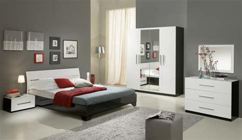 Incroyable Peinture Chambre A Coucher #7: photo-d-ensemble-chevets-gloria-noir-et-blanc.jpg