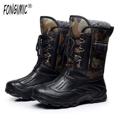 fashion snow boots aliexpress buy arctic tracks brand autumn winter