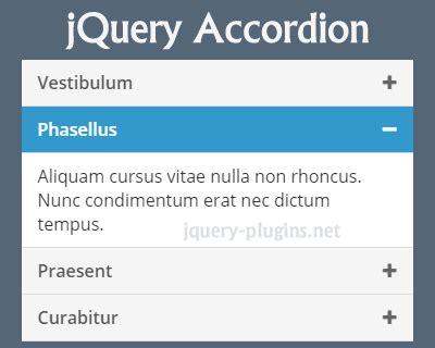 tutorial jquery accordion jquery accordion jquery plugins