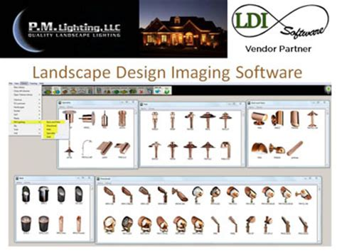 landscape lighting design software outdoor lighting landscaping security low voltage marketing