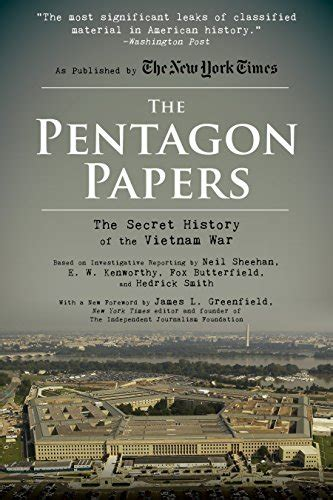 the pentagon papers the secret history of the war