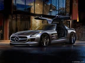 Mercedes Benze Mercedes Sls Amg By Jonsibal Mercedes