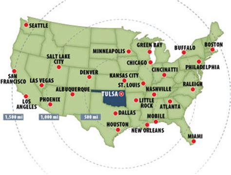 tulsa usa map usa cities tulsa maps tulsa oklahoma