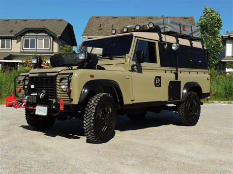 land rover defender  expeditionoverland classic