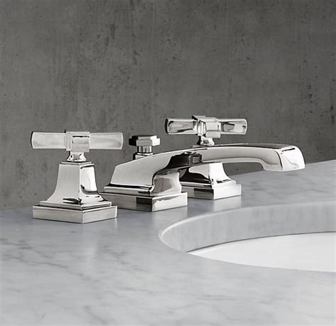 restoration hardware kitchen faucet faucets high or low profile yay or nay which is your
