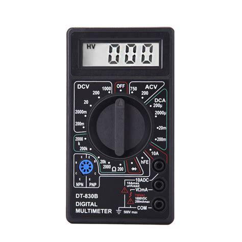 Multimeter Digital Dt830b buy wholesale digital multimeter dt830b from china