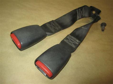 Jeep Tj Rear Seat Belts Buy Jeep Tj 03 06 Wrangler Front Seat Belt Driver