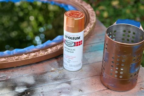 5 metallic spray paint colors guaranteed to spice up your decor petticoat junktion