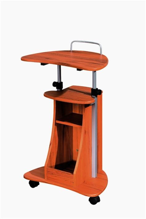 desk podium standing need a standing desk try these standing desk solutions