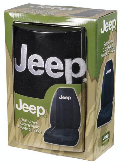 jeep logo seat covers wrangler plasticolor 006563r01 jeep logo seat cover for 87 02 jeep