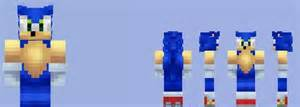 Sonic the hedgehog skin minecraft 1 9 1 8 9 1 7 10 mods resource